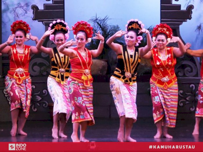 10 Tarian Tradisional Indonesia Yang Paling Terkenal Indozone Id