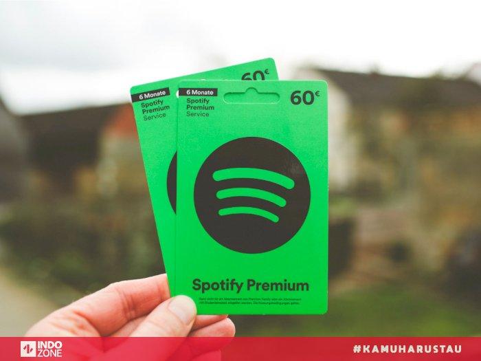 Tips Cara Membeli Spotify Premium Murah mudah
