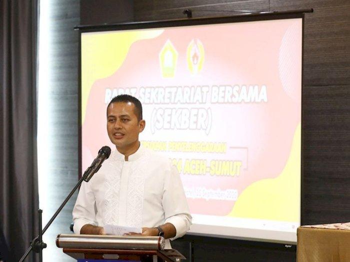Pon Xxi 2024 Sumut Aceh Pon Pertama Dalam Sejarah Yang Digelar Di Dua Provinsi Sekaligus Sumut Indozone Id